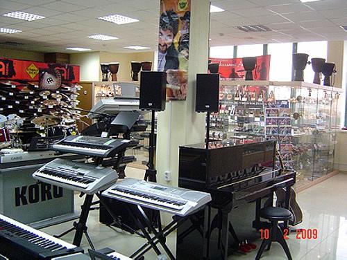 Музыкальные Магазины Краснодар Сайты