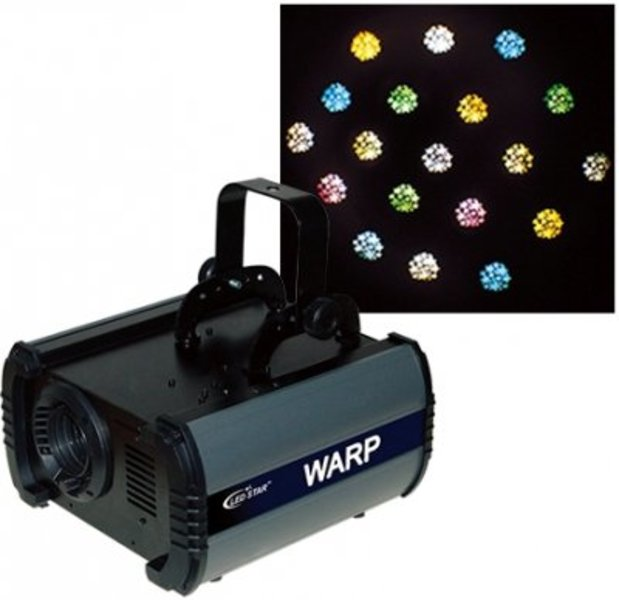 Led Star WARP