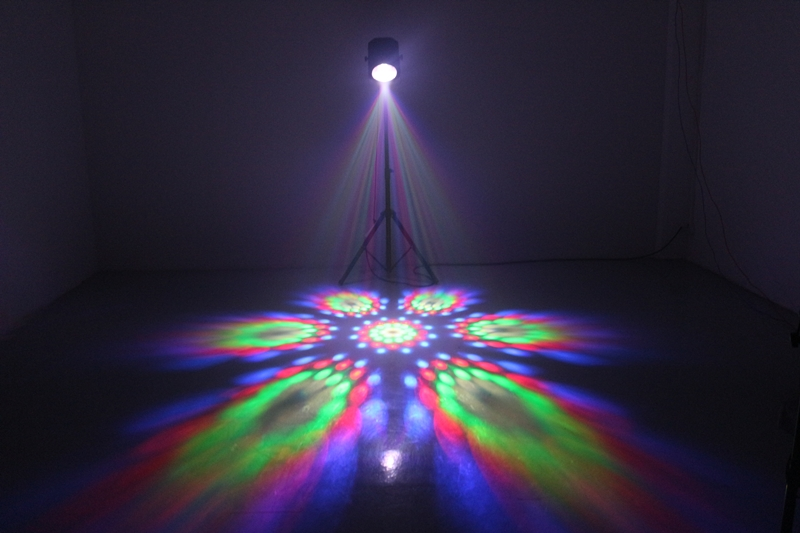 Led Star Matrix Burst